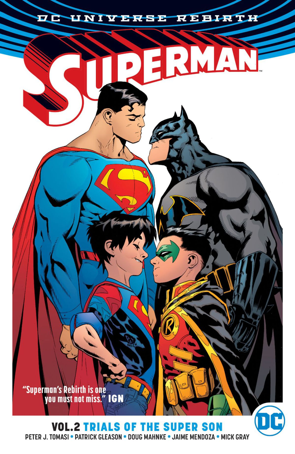 Image result for super sons superman